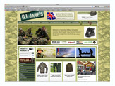 GI Jane's Army Clothing